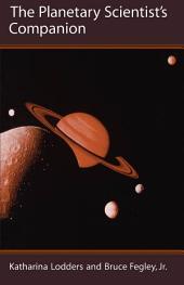 The Planetary Scientist's Companion