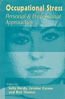 Occupational Stress PDF