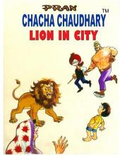 Chacha Chaudhary Lion in the City English