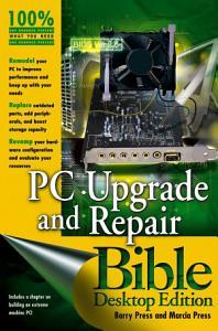 PC Upgrade and Repair Bible PDF