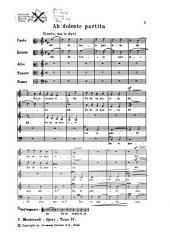 Tutte le opere di Claudio Monteverdi: Il quarto libro di madrigali a cinque voci