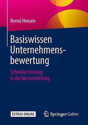Basiswissen Unternehmensbewertung PDF