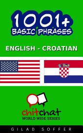 1001+ Basic Phrases English - Croatian
