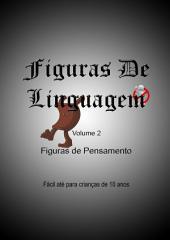 Apostila de Figuras de Pensamento: Volume 2 da apostila de Figuras de Linguagem