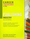 Career Opportunities in the Publishing Industry PDF