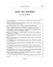 Annales Scientifiques de L'École Normale Supérieure: Volume1;Volume3