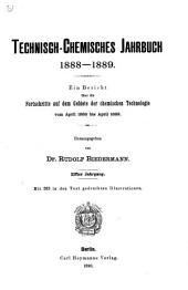 Technisch-chemisches jahrbuch: Band 11