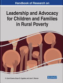Handbook of Research on Leadership and Advocacy for Children and Families in Rural Poverty PDF