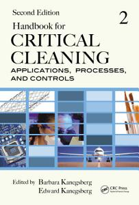 Handbook for Critical Cleaning PDF