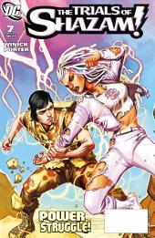 Trials of Shazam (2006-) #7