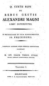 De rebus gestis Alexandri Magni: libri superstites, Band 2