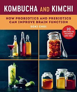 Kombucha and Kimchi Book