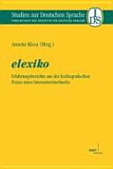 Elexiko PDF