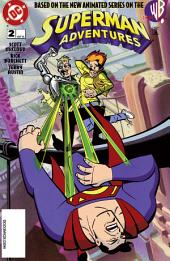 Superman Adventures (1996-) #2