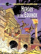 Valerian & Laureline - Volume 8 - Heroes of the Equinox