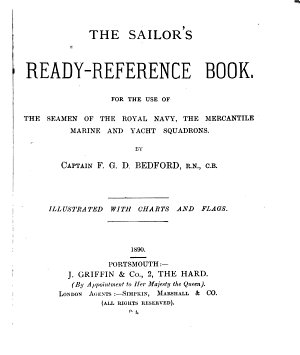 The Sailor s Ready reference Book PDF