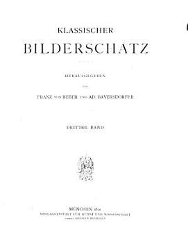 Klassischer Bilderschatz PDF