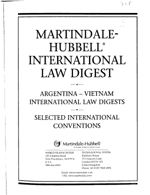 LAW DIGEST INTL V3 2002 PDF