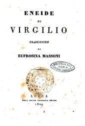Eneide di Virgilio traduzione di Eufrosina Massoni