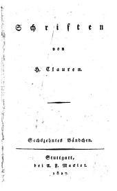 Schriften: Bände 16-20
