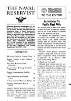 Naval Reservist PDF