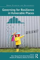 Governing for Resilience in Vulnerable Places PDF