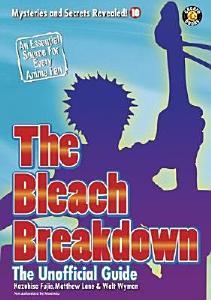 The Bleach Breakdown Book