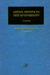 Annual Reports on NMR Spectroscopy: Cumulative Subject and Author Indexes, Part 2