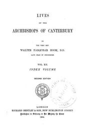 Lives of the Archbishops of Canterbury: Volume 12