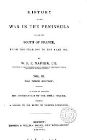 History of the war in the Peninsula, and in the south of France from ... 1807 to ... 1814