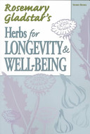 Rosemary Gladstar s Herbs for Longevity   Well being Book