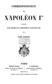 Correspondance de Napoléon 1er