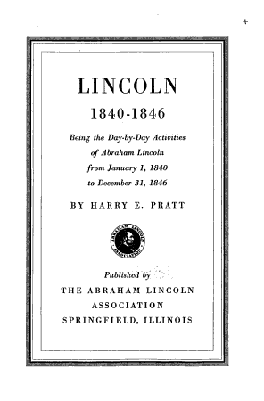 Lincoln Day by Day PDF