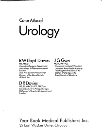 Color Atlas of Urology PDF