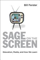 Sage on the Screen PDF