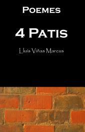 4 Patis: Poemes d'amor i esperança.