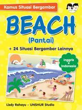 Kamus Situasi Bergambar Beach (Pantai) + 24 Situasi Bergambar Lainnya