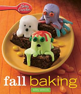 Betty Crocker Fall Baking  HMH Selects Book