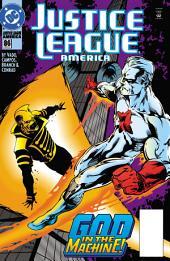 Justice League America (1987-) #86