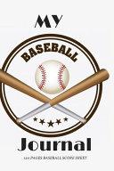 My Baseball Journal PDF