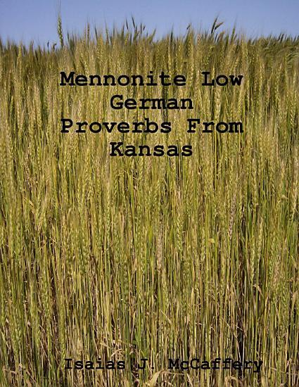 Mennonite Low German Proverbs from Kansas PDF