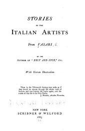 Stories of the Italian Artists from Vasari