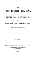 THE EDINBURGH REVIEW  OR CRITICAL JOURNAL  FOR JULY  1851   OCTOBER  1851 PDF