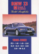 BMW Z3 M Coupes and Roadsters Gold Portfolio