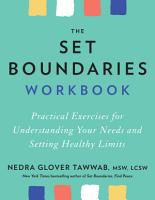 The Set Boundaries Workbook PDF