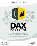 DAX Patterns  Second Edition PDF