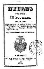 Heures du diocèse de Bourges