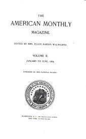 Daughters of the American Revolution Magazine: Volume 2