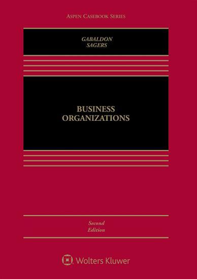 Business Organizations PDF