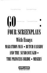 William Goldman Book PDF